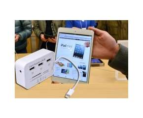 Đầu Đọc Thẻ Và Cổng USB Lightning Kit Adapter Hub for iPad, iphone
