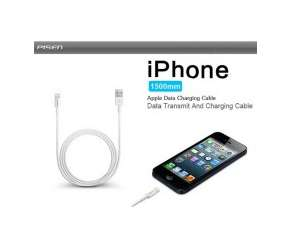 Cáp Lightning USB Pisen 1500mm Cho Iphone Ipad Apple