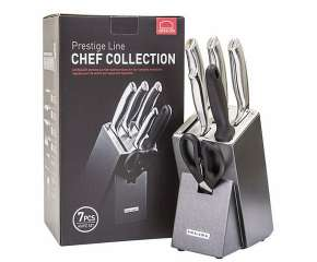 Bộ dao 7 món Chef Collection Lock&Lock CKK301