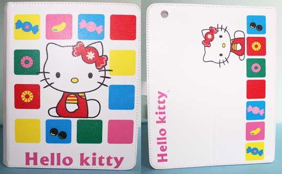 Bao da Ipad Hello Kitty